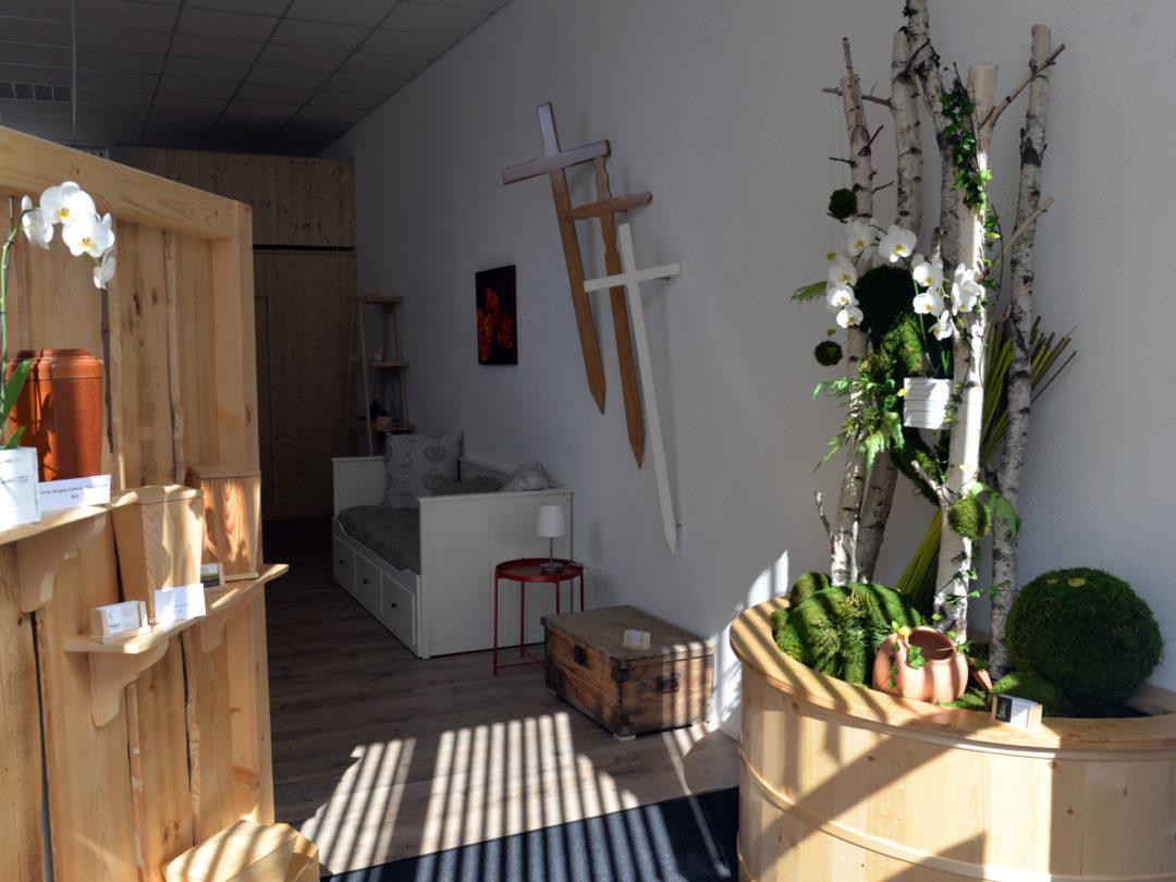 Anken Pompes funèbres local
